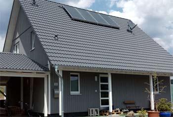 Ein ökologisches Schwedenhaus bauen mit Hagemann Haus