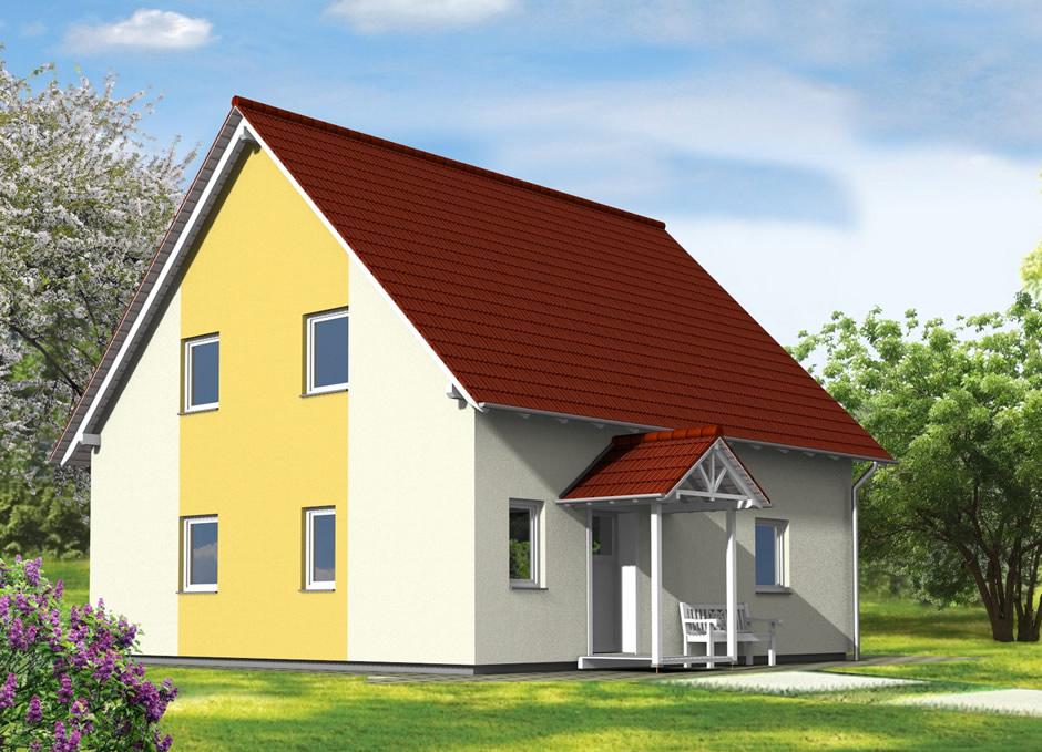 haustyp verso holz haus f r mehrere generationen. Black Bedroom Furniture Sets. Home Design Ideas