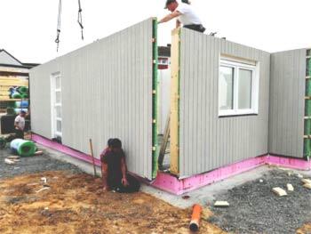 Okologisch Und Kostengunstig Bauen Fertighaus In