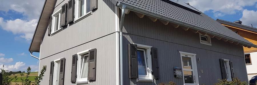 Haus kaufen oder bauen?