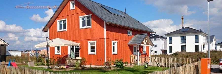 Ökologisches Fertighaus günstig bauen mit Hagemann Haus