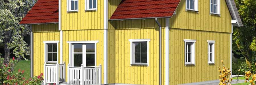 Mit Hagemann Haus Ihr Schwedenhaus günstig bauen